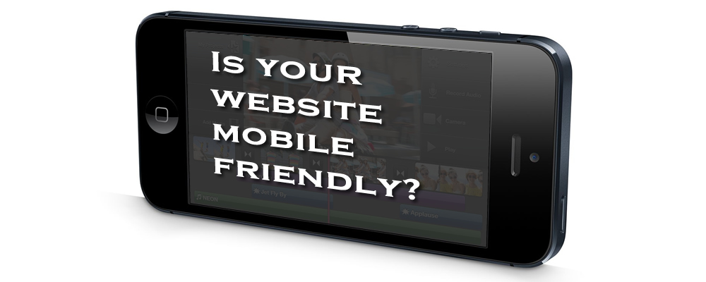 Go mobile with your website